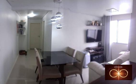 Apartamento Com 2 Dormitórios Para Alugar, 42 M² Por R$ 1.100/mês - Parque Munhoz - São Paulo/sp - Ap0071