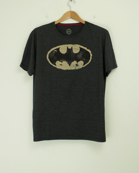 Camiseta Dc Comics Batman - Tamanho G G