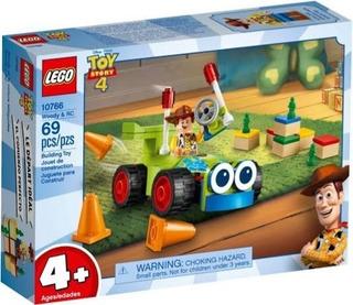 Lego Toy 4 Story Woody Y Rc 69 Pz 10766