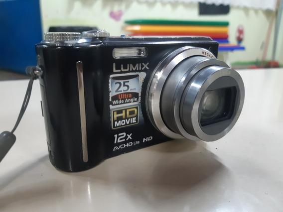 Câmera Digital Panasonic Lumix Dmc Tz7 10.1 Megapixels