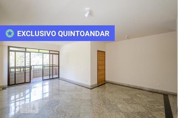 Apartamento No 2º Andar Com 4 Dormitórios E 3 Garagens - Id: 892973818 - 273818