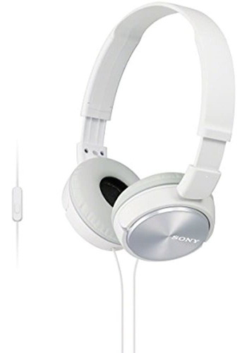 Sony Mdrzx310ap Auriculares, Blanco