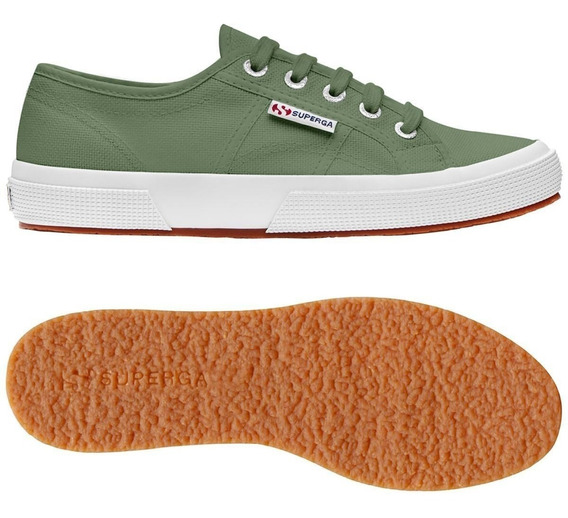 Superga 2750 Cotu Classic Strategic - Green Bay