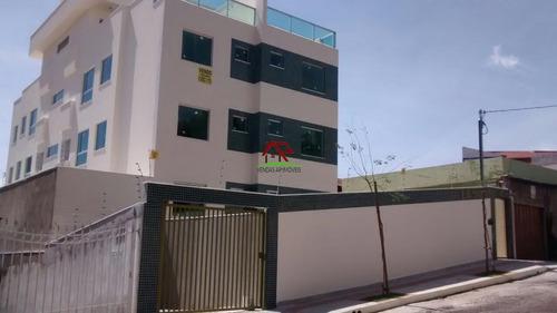 Apartamento De 02 Quartos No Céu Azul! - 982