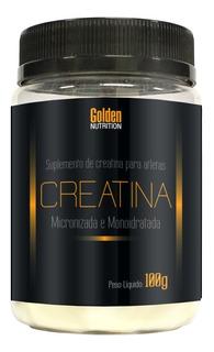 Creatina Monoidratada - 100g - Golden Nutrition