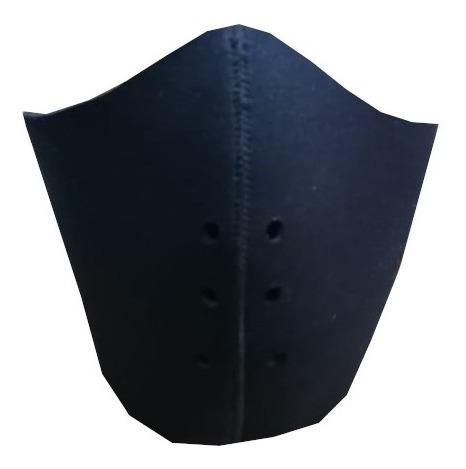Mascara Protector Neopreno Simple Accesorios Vestuario