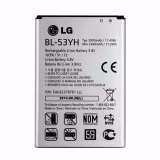 Bateria Lg Bl-53yh G3 D855 D850 2191