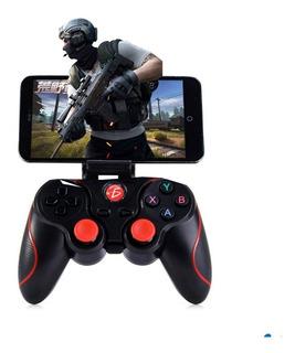Control Para Celular Con Soporte Y Bluetooth Gmbt01