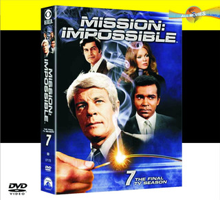 Misión Imposible Temporada 7 (dvd) - Original!