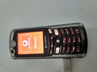 Celular Motorola W218 W33 Wx290 E770w Funcionando