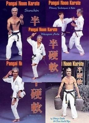 Karate Uechi Ryu Pangai Noon - 5 Volumes