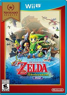 Juegos,nintendo Selects The Legend Of Zelda The Wind Wak..