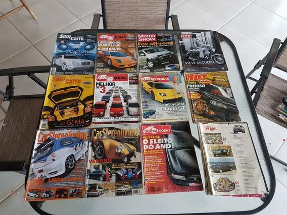 Revistas De Carro