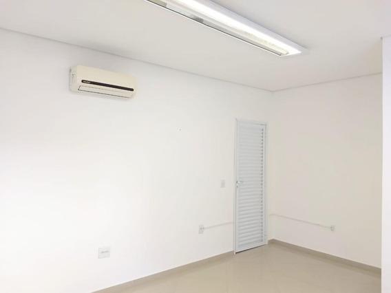 Sala Comercial Para Locação Em Mogi Das Cruzes, Centro, 1 Banheiro - Scl06_2-1057578