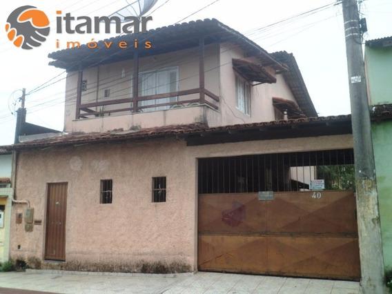 Casa Para Locação Anual Na Praia Do Morro Em Guarapari É Nas Imobiliarias Itamar Imoveis - Ca00089 - 4223480