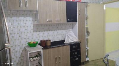Casa A Venda Em Suzano, Imperador, 3 Dormitórios, 1 Banheiro - 109