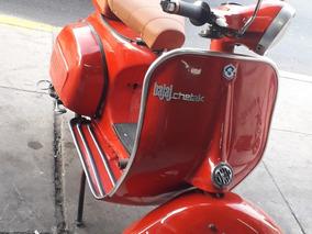 Moto Clasica Bajaj Chetak 150