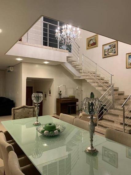Casa Com 4 Suítes À Venda, 420 M² Por R$ 1.900.000,00 - Condomínio Lago Da Boa Vista - Sorocaba/sp - Ca2290