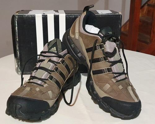 Zapatillas adidas Ax 1 Leather, Talle 11 1/2