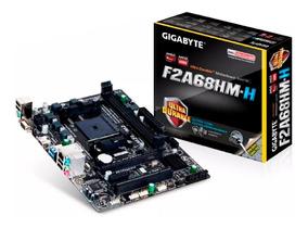 Kit Gamer C/ Apu Amd A8 8650b Quadcore + Placa Mãe F2a68hm-h