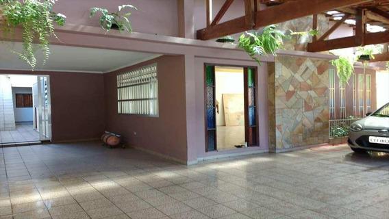 Casa Em Boqueirão, Praia Grande/sp De 300m² 3 Quartos À Venda Por R$ 850.000,00 - Ca169084