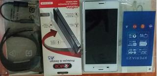 Sony Xperia Z3 16gb 3g Celular+ Smartband Modelo Swr Da Sony