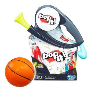 Bop It New Juego Memoria Y Movimiento Hasbro + Regalo El Rey