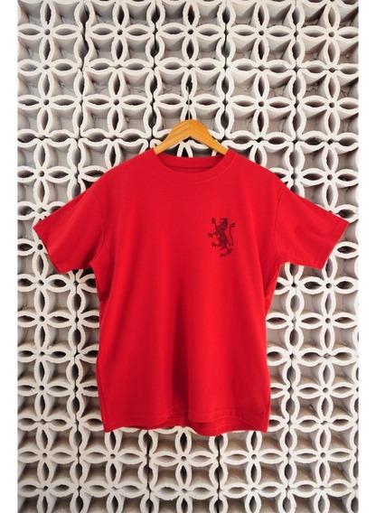 Big Shirt Vermelha