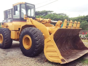 Pá Carregadeira 950 F Trator Caterpillar - - Único Dono