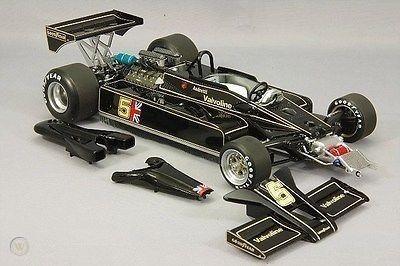 Miniatura Lotus 78 Andretti 1977 True Scale 1/18