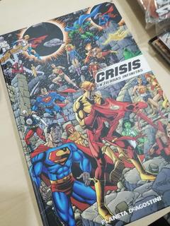 Crisis En Tierras Infinitas Edición Absolute Planeta