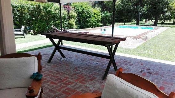 Casa Las Praderas, Lujan,alquil Enero3 Dorm,family $185000