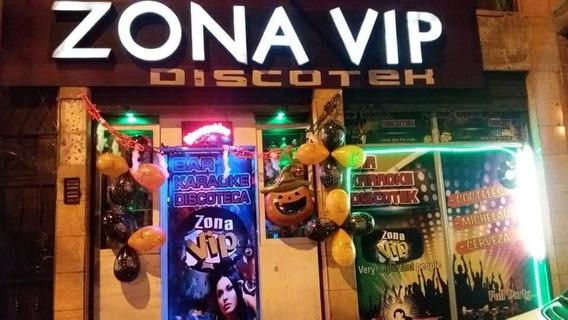 Discoteca Zona Vip En Venta