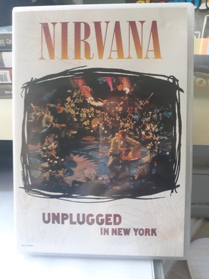 Dvd Nirvana Mtv Unplugged In New York