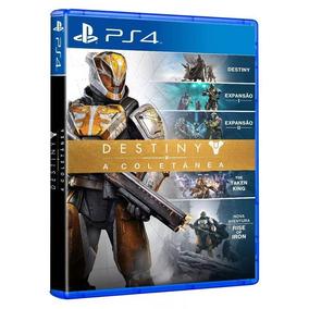 Destiny A Coletânea -ps4 -lacrado
