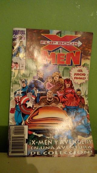 Revista Antigua X-men Comic Historieta De Coleccion 1997