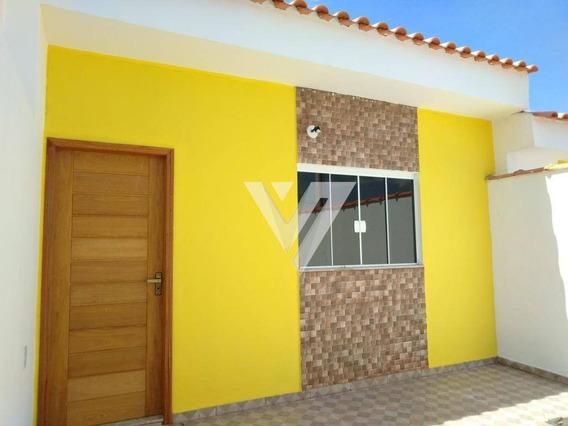 Casa À Venda - Jardim Santa Catarina - Sorocaba/sp - Ca0795