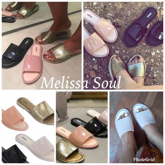 Melissa Soul Tenho 8 Cores Disponíveis 34 A 39 ¿
