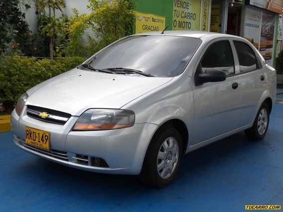 Chevrolet Aveo 1.6 A.a Mt