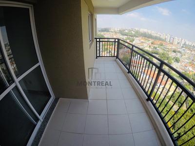 Apartamento A Venda No Bairro Butantã Em São Paulo - Sp. - Ghb60-1