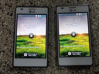 Celular Lg Optimus L5 Android Desbloqueado Sem Acessórios