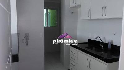 Apartamento Excelente 2 Dormitórios Para Alugar, 56 M² Por R$ 1.800/mês, Próximo À Praia Martim De Sá, Em Caraguatatuba/sp - Ap10545