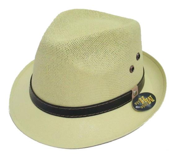 Sombrero De Lona Patrón.