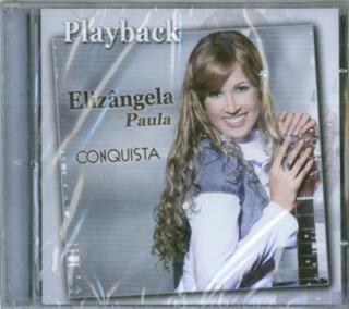 Playback Elizângela Paula - Conquista [original]