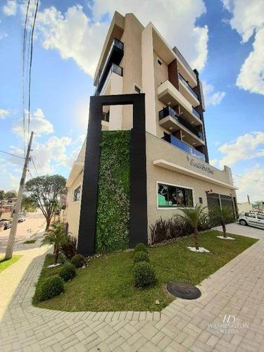 Imagem 1 de 15 de Apartamento À Venda, 72 M² Por R$ 480.000,00 - Três Marias - São José Dos Pinhais/pr - Ap0624
