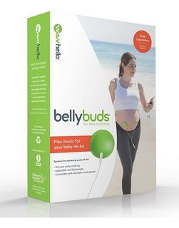 Bellybuds Prenatal Auriculares Bebe Prenatal Embarazo