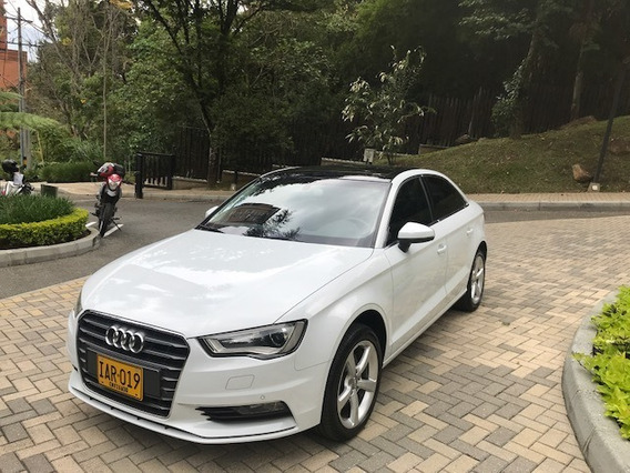 Audi A3 Atraction Modelo 2015 En Perfecto Estado