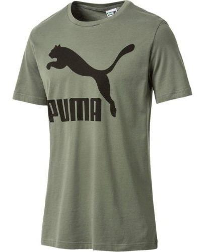 Remera Puma Classics De Hombres- Woker