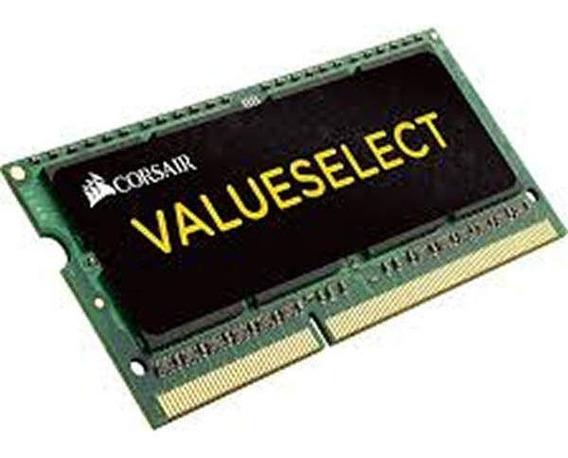 Corsair Memoria Sodimm Ddr3 4gb 1333mhz Value Select