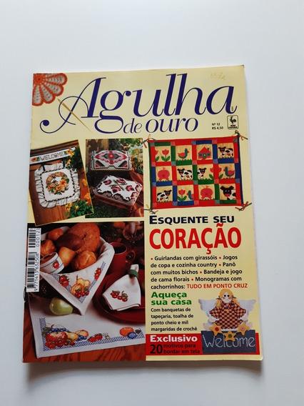 Revista Agulha De Ouro Ponto Cruz Jogos De Copa Country D703